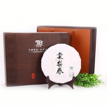 滇峰 · 忙肺古树单株普洱茶饼茶